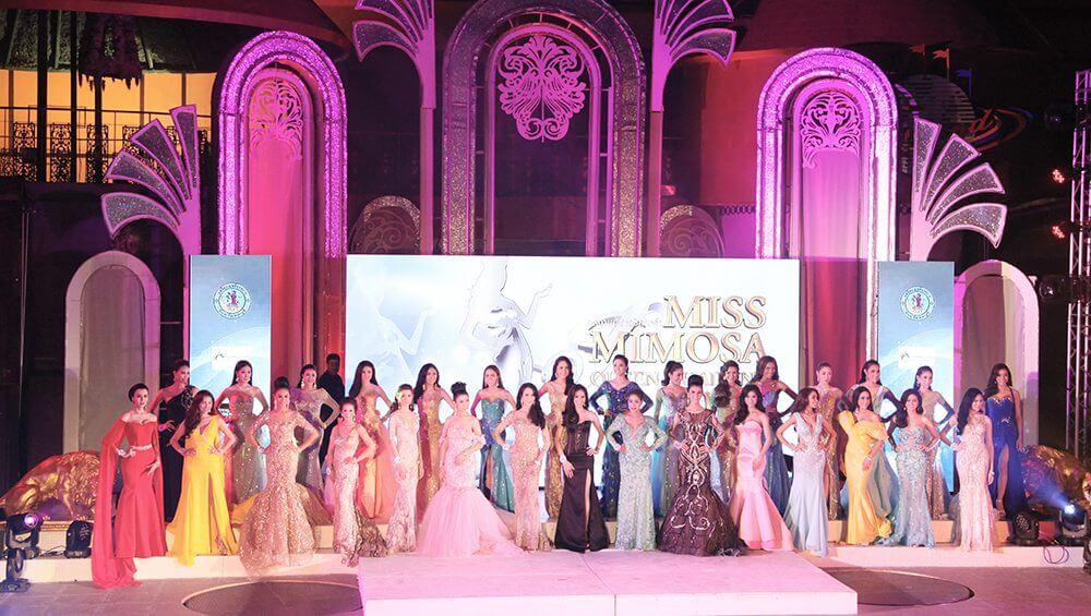น้องคูนีย์ รองอันดับ2 Miss Mimosa Queen Thailand 2015