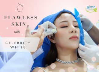 Flawless Skin with Celebrity